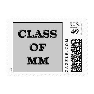 Clase de 2000 sello