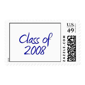 Clase de 2008 envio