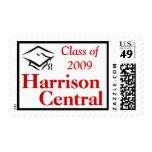 Clase de 2009 - central de Harrison Sello
