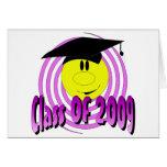 Clase de 2009 felicitaciones