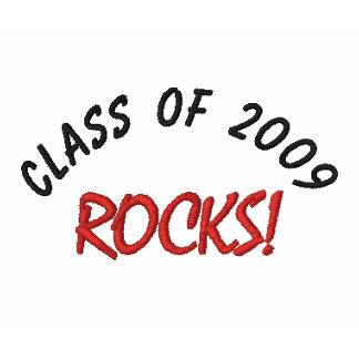 ¡Clase de 2009, ROCAS! - Camiseta bordada de la