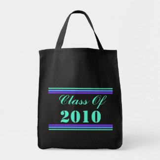 Clase de 2010 bolsa tela para la compra