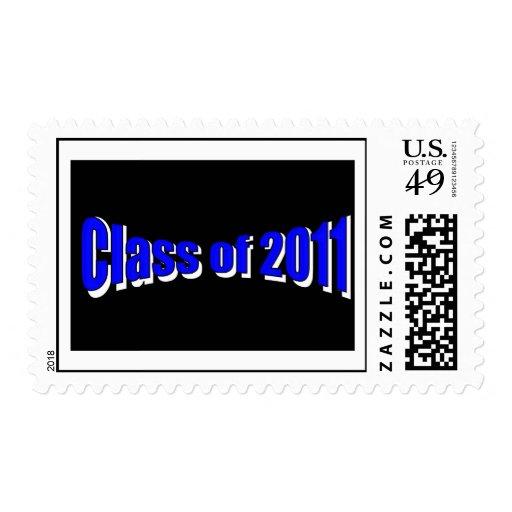 Clase de 2011 sellos