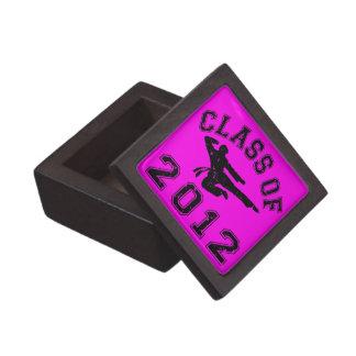 Clase de 2012 - arte marcial 2.o cajas de recuerdo de calidad
