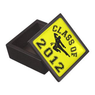 Clase de 2012 - arte marcial 2.o caja de recuerdo de calidad