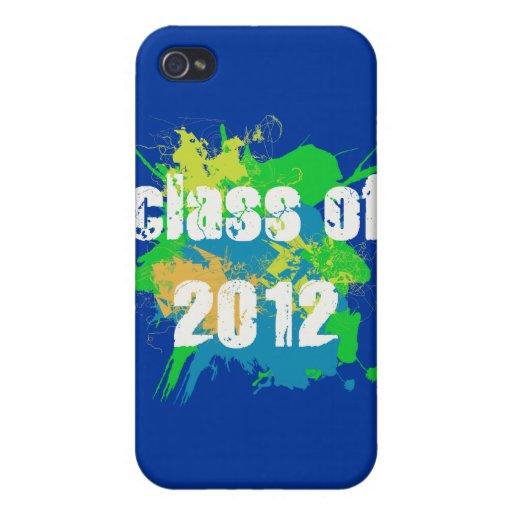 CLASE DE 2012 iPhone 4/4S FUNDAS