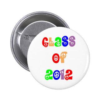 Clase de 2012 pin