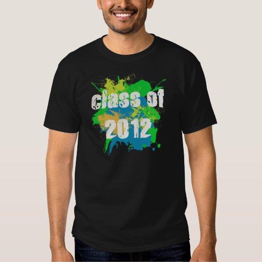 CLASE DE 2012 PLAYERA
