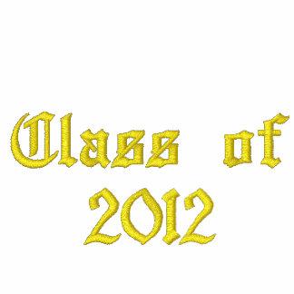 Clase de 2012 - rojo y oro