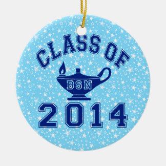 Clase de 2014 BSN Adornos De Navidad