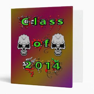 Clase de 2014 - carpeta de los cráneos
