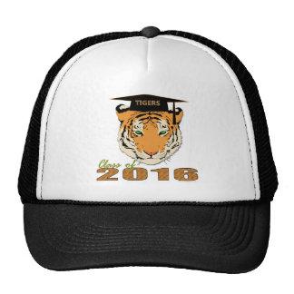 Clase de 2016 tigres gorro de camionero