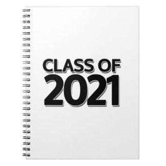 Clase de 2021 libros de apuntes