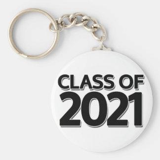 Clase de 2021 llaveros personalizados