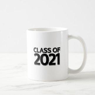 Clase de 2021 taza de café