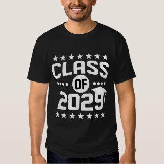 CLASE DE 2029 PLAYERA