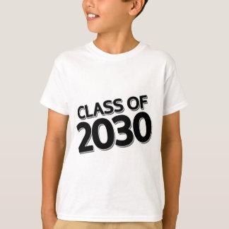 Clase de 2030 playera