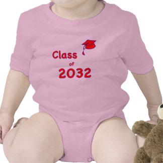 Clase de 2032 traje de bebé