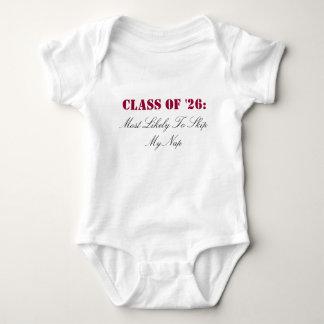 Clase de '26: , Saltar muy probablemente mi siesta Camisas