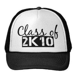 clase de 2k10 (2010) gorro