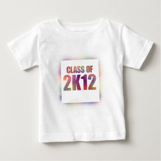 clase de 2k12, clase de 2012 camisas