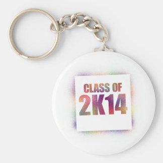 clase de 2k14, clase de 2014 llaveros