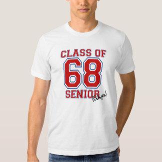 Clase de 68 polera