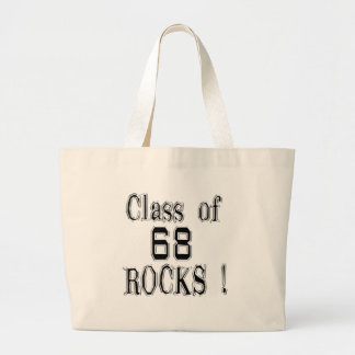 ¡Clase de '68 rocas! La bolsa de asas