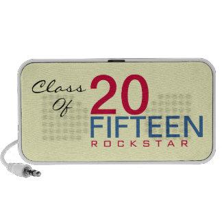 Clase de altavoz portátil de 2015 ROCKSTAR