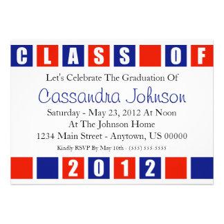 Clase de cajas (azules/rojas) de la invitación 201