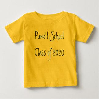 Clase de escuela del pandit de 2020 t shirt