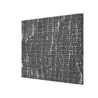 Clase de hormigón gris lienzo envuelto para galerias