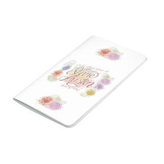 Clase de Jane Austen de diario del bolsillo del Cuadernos Grapados
