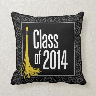 Clase de la almohada 2014 de la graduación