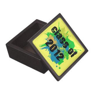 CLASE de la caja 2012 de la baratija Caja De Regalo De Calidad