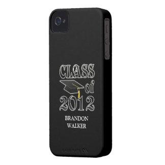 Clase de la casamata 2012 de la identificación del Case-Mate iPhone 4 carcasa