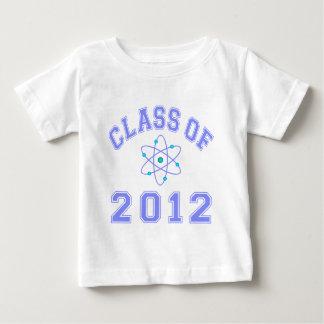 Clase de la ciencia 2012 - azul remera