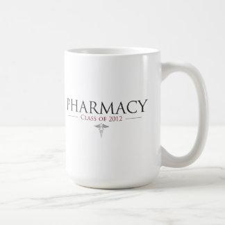 Clase de la farmacia de la taza 2012