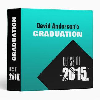 Clase de la fiesta de graduación del libro de carpeta 3,8 cm