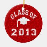 Clase de la graduación 2013 adorno