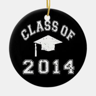 Clase de la graduación 2014 ornato