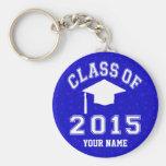 Clase de la graduación 2015 llaveros