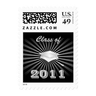 Clase de la graduación de 2011 - franqueo contempo sello