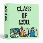 Clase de la graduación de la carpeta ligera 2011