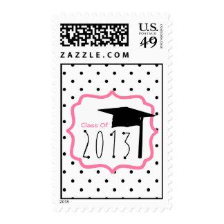 Clase de la graduación del franqueo 2013 del lunar