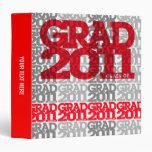 Clase de la graduación del rojo 2011 de la teja de