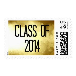 Clase de la graduación del sello 2014