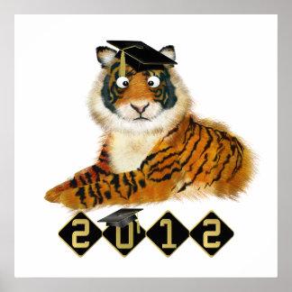 Clase de la graduación del tigre de 2012 - SRF Impresiones