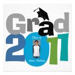 Clase de la invitación 2011 de la graduación CAP18