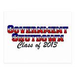 Clase de la parada de Govt de 2013 Postal